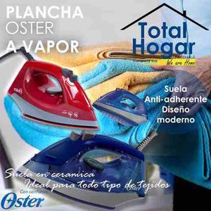 Plancha Oster A Vapor Antiadherente Nueva