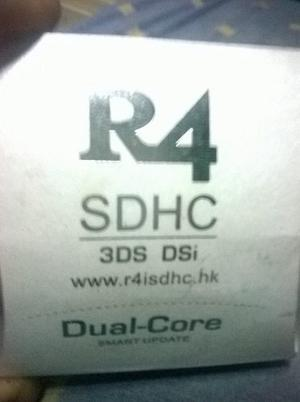 Tarjeta R*4 Dual Core