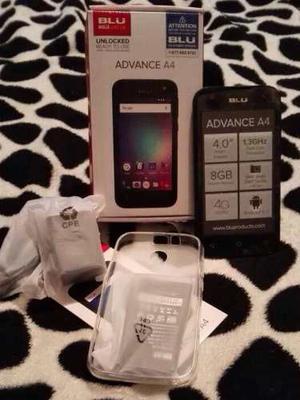 Telefono Celular Blu Advance A4 Unlocked Dual Sim