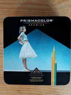 Caja 132 Colores Prismacolor