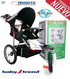 Coche Baby Trend 3 Ruedas Nuevo A Estrenar En Su Caja