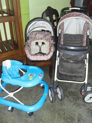 Coche, Porta Bebe Marca Happy Baby