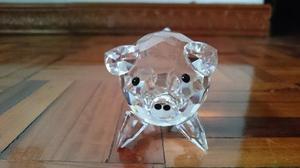 Figura De Cristal De Swarovski 100% Original