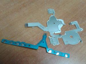 Flex De Botones Internos Para Sony Psp Serie  Y
