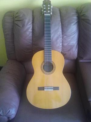 Guitarra Acustica Yamaha Cgs103a Cuerdas Metalicas Forro.