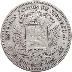 Monedas Venezolanas Antiguas