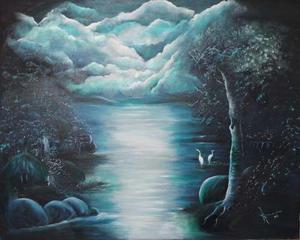 Obras De Arte De La Artista Amazona