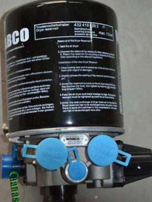 Válvula Secante O De Espiche Iveco Stralis/ Trakker/ Tector