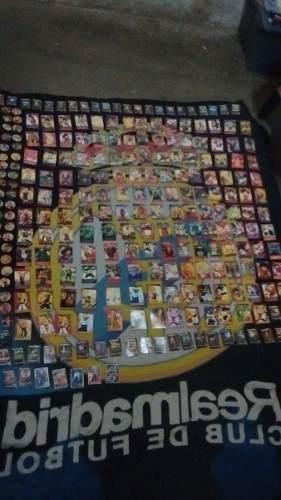 Coleccion Cartas Dragon Ball Z, Gt. (mas De 200)