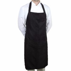 Delantales Chef Cocinero Cocina Tela Gabardina. Todo Uso