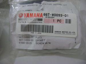 Kit Carburador Fuera De Borda 40x Original Yamaha