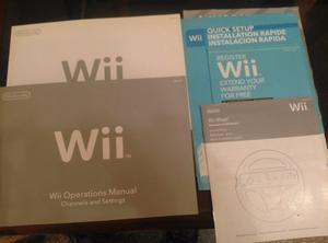 Nintendo Wii Chipeado Con Juegos Y Accesorios, Leer