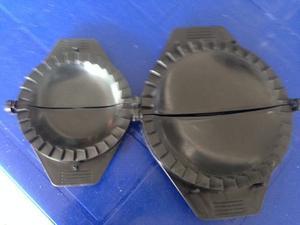 Practi Empanadas Por 2 Moldes Plástico Para Hacer