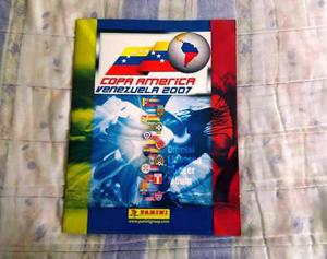 Se Vende Album De La Copa América Venezuela , Lleno