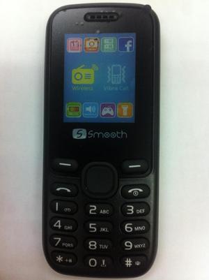 TELEFONO CELULAR SMOOTH AMIGO BASICO