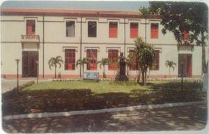Tarjeta Telefónica Teologado Seminario Santa Rosa De Lima