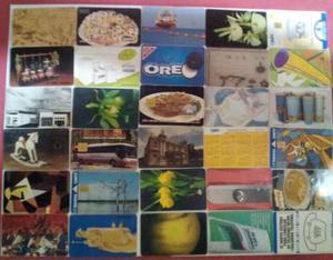 Tarjetas De Coleccion De Cantv Usadas En Buen Estado