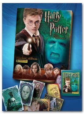 Todos Los Album Panini Harry Potter + Todas Barajitas