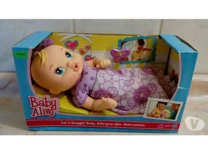 Baby Alive Muñeca Mimitos Original De Hasbro