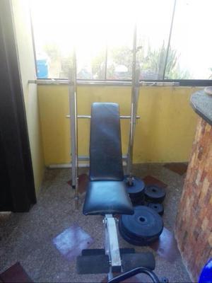 Banco de Pesas Gym
