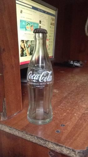 Botella De Colección De Cocacola