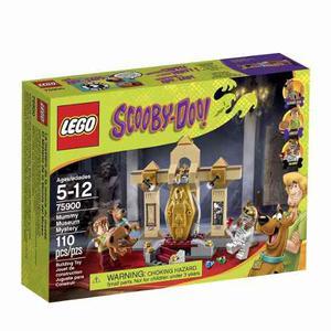 Lego  Scooby Doo: El Misterio De La Momia Del Museo