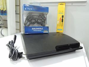 Playstation 3 Slim 160gb Con 6 Juegos Digitales