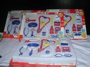 juguete kit medico