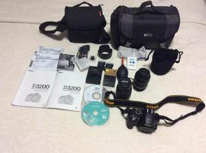 Cámara Profesional Nikon D