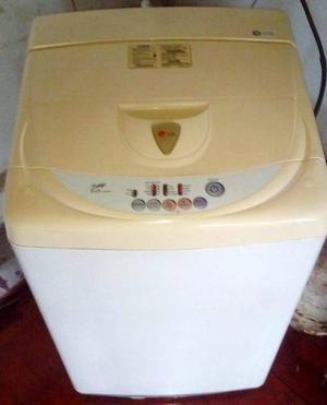 Lavadora Automática Lg 6 Kg 3 Step