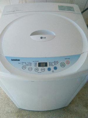 Lavadora Lg Fuzzy Logic 11kg.