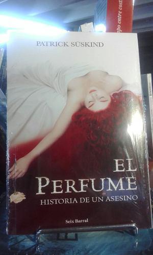 Libro Fisico Original El Perfume: Historia De Un Asesino