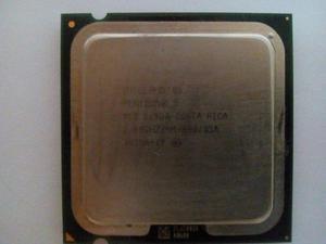 Procesador Intel Pentium D ghz, 4mb De Caché