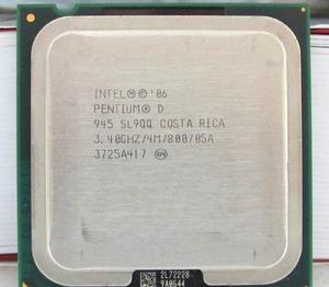 Procesador Intel® Pentium® D ghz/4mb/800 Operativo