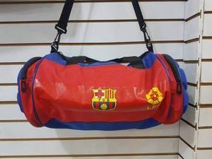 Bolso Maleta Futbol Barcelona Madrid Messi Cristiano