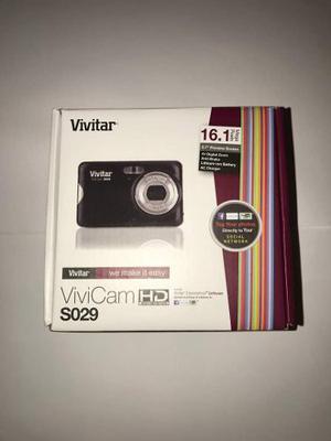 Camara Digital Vivitar S029