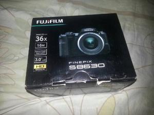 Cámara Fujifilm Semi Full Hd