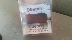 Corneta Bluetooth Resistente Al Agua