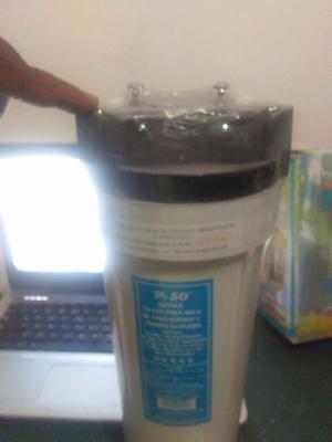 Filtro Para Agua De Paso Rapido P50 Geyser Original