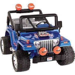 Jeep Power Wheels Hot Wheels Fisher Price Navidad