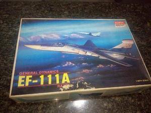 Modelo A Escala Avion Ef-111a 1/48th