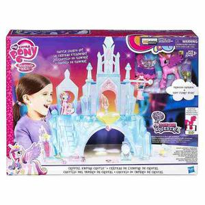 My Litle Pony Castillo De Cristal Original De Hasbro