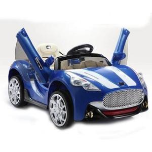 Nuevo Carro Electrico Para Niños, Bateria De 6 Voltios, Mp3