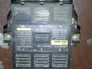 Se Vende Contactor De 100 Amp En Perfectas Condiciones