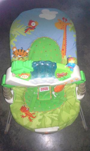 Silla Mecedora Para Bebe Fisher Price