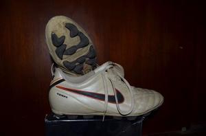 Tacos Futbol Campo Nike Tiempo