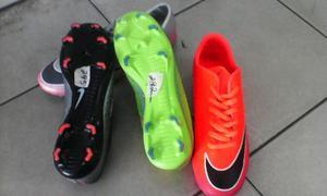 Zapatos Tacos Guayos Para Futbol Nike Y adidas Calidad