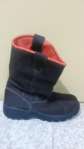 Botas De Seguridad Caña Alta Safari Boots