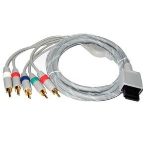 Cable Audio Video Av A/v Componente Consola Nitendo Wii