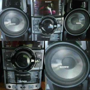 Equipo De Sonido Marca Sony Genezi (Negociable)